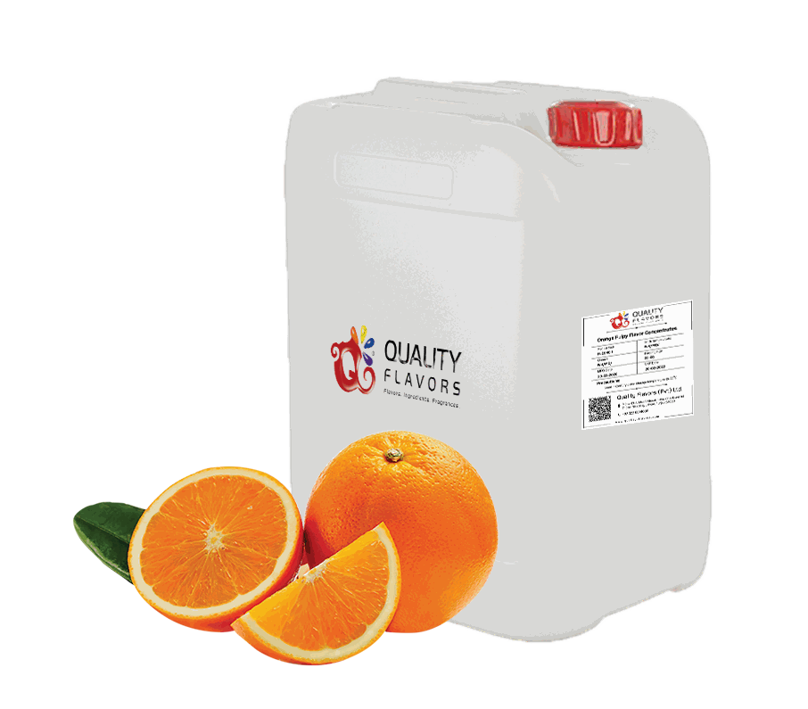 Orange Pulpy Flavor Concentrate (for juices only